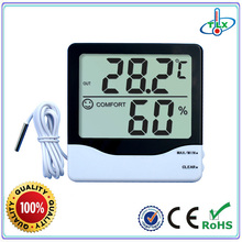 Room Thermostat Thermometer with/without Wire Selectable