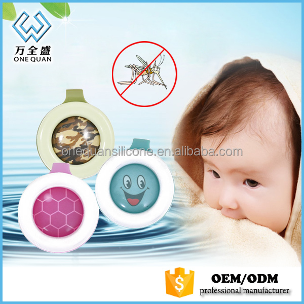 Manufacturer Decoration Anti- Mosquito Buttons for kids