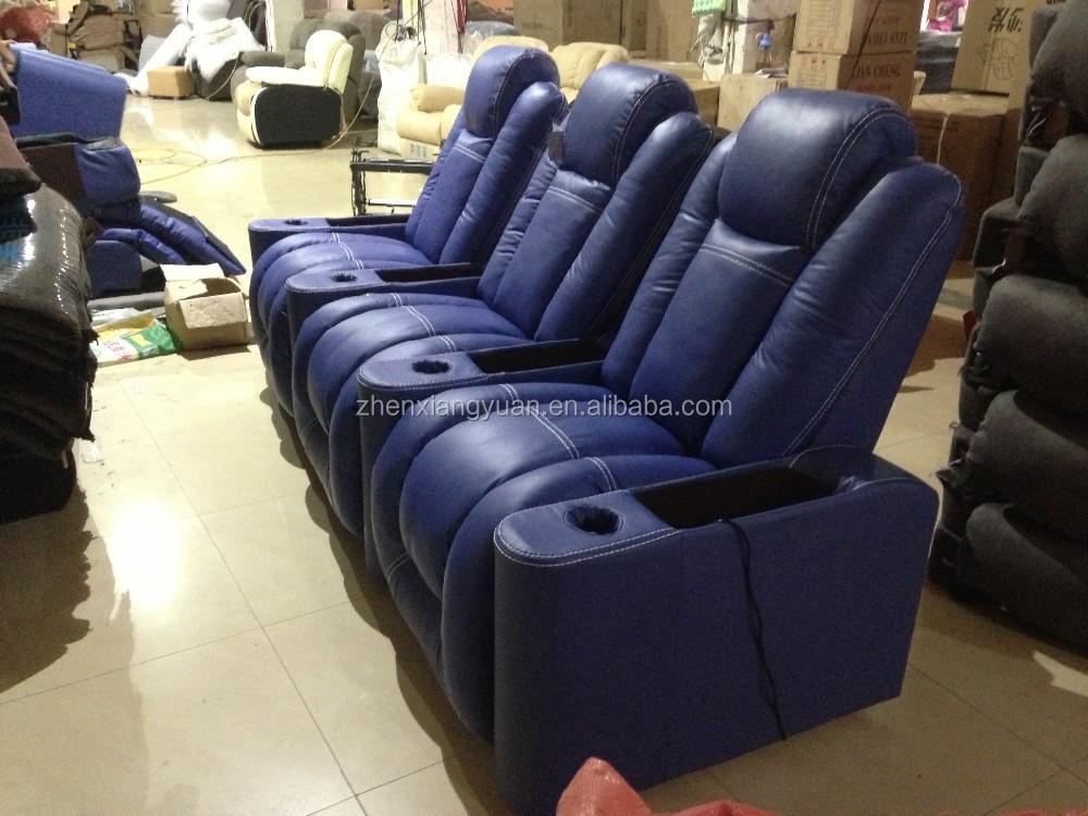 moderne canap cin ma maison canap inclinable lectrique chaise de cin ma maison canap salon. Black Bedroom Furniture Sets. Home Design Ideas