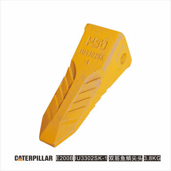 Machinery parts 1U3302 excavator bucket front tooth point for sale