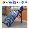 compact vacuum tube solar water heater haining supplier