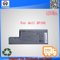 DF192 18650 battery cell laptop battery for Dell Latitude D531 D531N D820 D830 Precision M65 cell battery packs