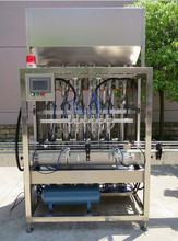 full automatic almond butter filling machine with CE