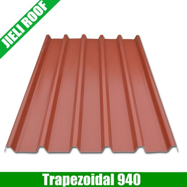 upvc material anti-corrosive roof for poultry house roofing sheet