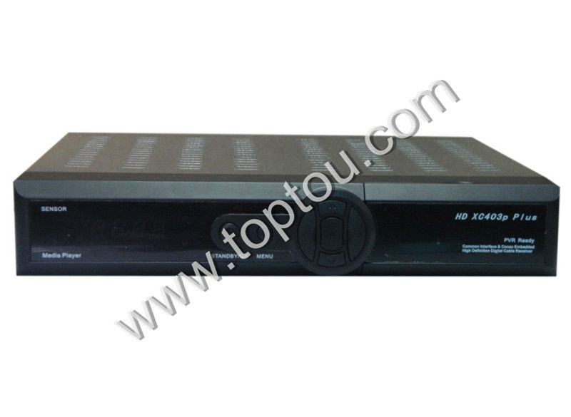 HD TV Receiver Orton x403p plus cable receiver work in South America