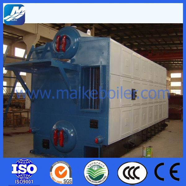 coal fired boiler operation