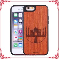 new arrival engrave wood cell phone case,tpu+wood case