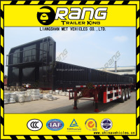 40 Ft Tri Axles Flatbed With