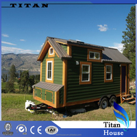 Titan Eco Residential Cabin Trailer House on Wheels