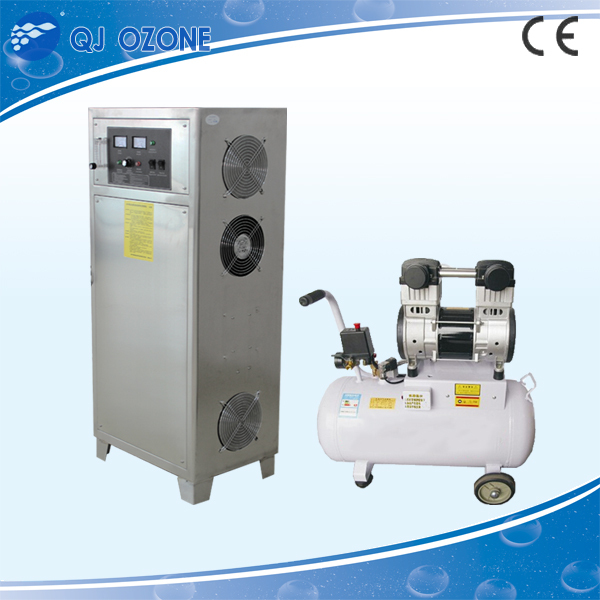 ozone generator water purifier for hospitals,hotel,swimming pool water treatment