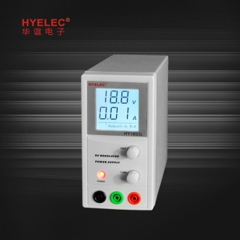 HYELEC linear mode HY1803L series DC POWER