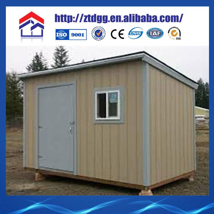 Professional design low cost ready to build house from China manufacturer