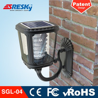 Led Lamp Solar High Quality Outdoor Waterproof Led Wall Light