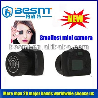 Besnt smallest HD High definition video 2-8GB capacity camera BS-783