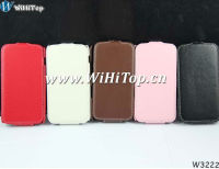For Google Nexus 4 LG E960 Leather Flip Case Hard Cover Skin.