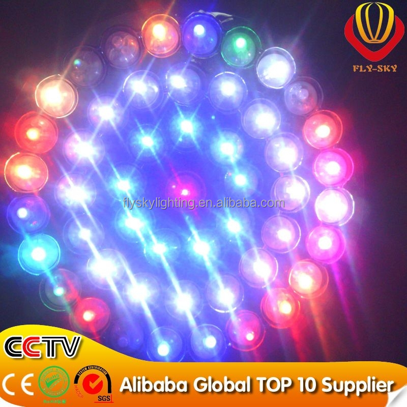 best selling party decorations led underwater light bar led candle light hot new products