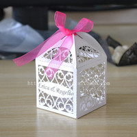 decorative custom paper gift box packaging