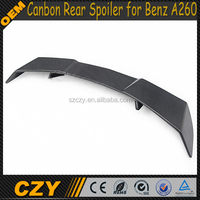 Rev Design A260 A Class Car Carbon Fiber Spoiler for Mercedes R Sport 2013 Up