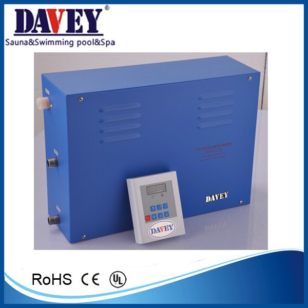 factory price good quality 220V 4.5kW to 9kw steam machine for cold sauna room