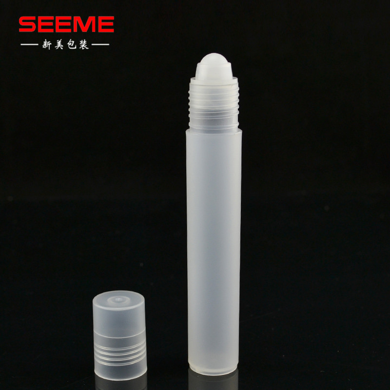 cosmetic 7ml roll on perfume packaging roller ball bottle