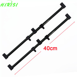 Carp Fishing Rod Pod Buzz Bars for 3 Fishing Rods Bank Sticks Holder 40cm Tackle