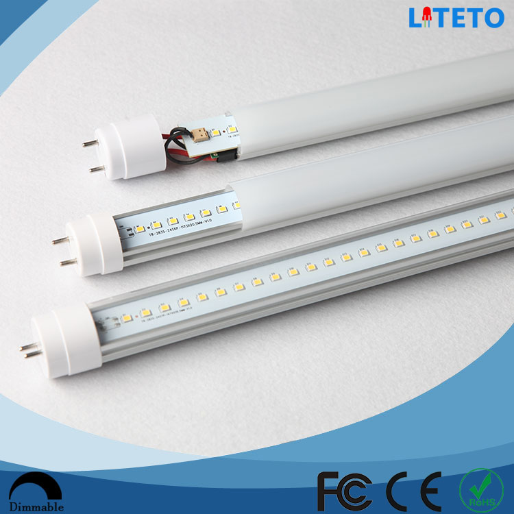 Engineering project high quality 4ft 24w led t8 tube lighting
