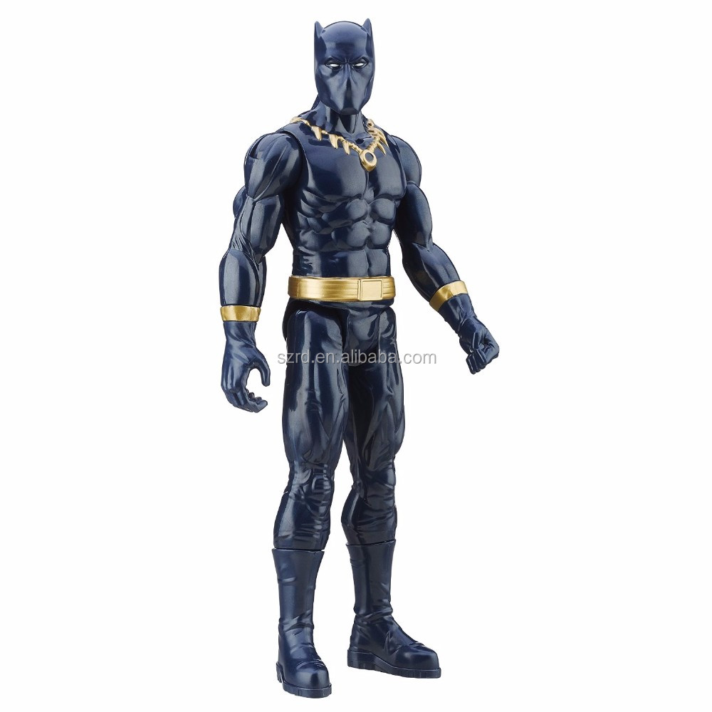 Black Panther Action Figure/make custom action figures