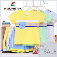 Summer New Model Baby Cotton Clothes