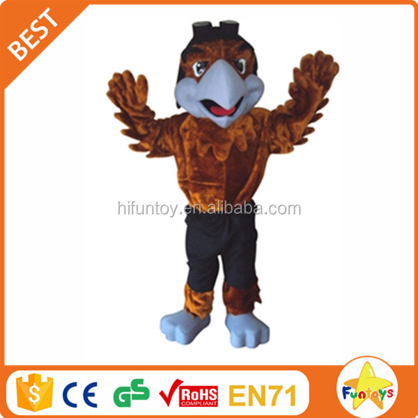 Funtoys CE Adult Size Eagle Birds Cartoon Movie Mascot Costume