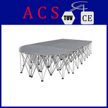 well designed stage /wooden stage/Concert Stage/modular stage/folding portable stage/ stage risers for sale