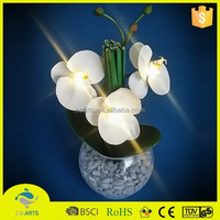 Best Selling Artificial Flower with lighting Bonsai for table decor
