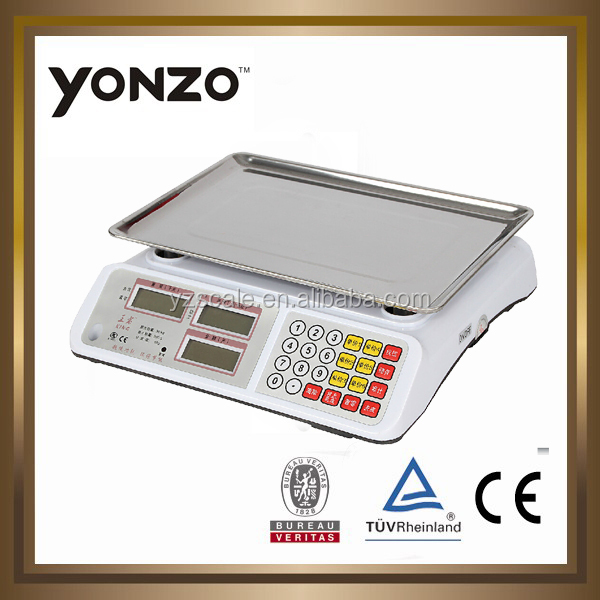 30kg electronic money counting scale