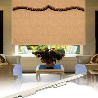 Top Finel 2016 Solids Window Roman Roller Blinds Curtains for Windows Living Room Shades Design Custom Made
