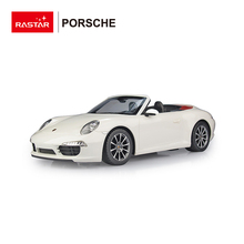 RASTAR Porsche shape licensed rc car 1:12 electric battery operate rc toy drift car