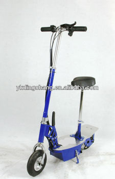250W 24V folding CE portable Electric Scooter(XW-E250)