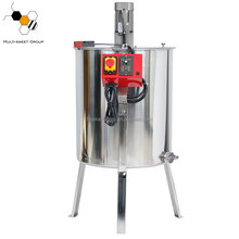 4 6 8 12 20 24 Frames Automatic Electric Honey Extractor
