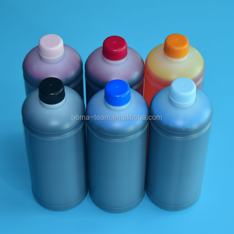6 color dye print ink for Epson D700 inject printer