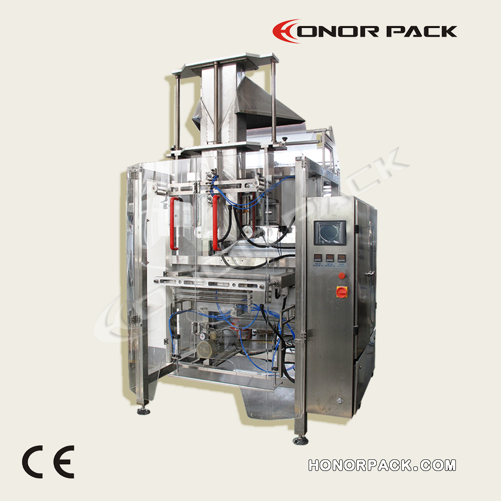 Vertical Form Fill Seal Automatic Packaging Machine