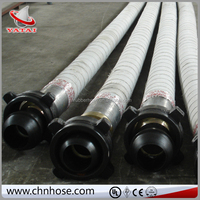 Flexible Water pump Sand Rubber dredging suction hose
