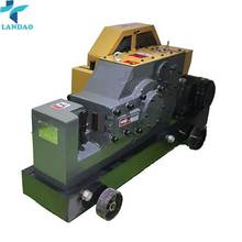 Metal Cutting Tools Construction Machinery Electric Portable Steel Rebar Cutting Machine