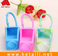 china factory wholesale silicone hand sanitizer holder
