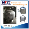 2017 stainless steel sand filter for pool