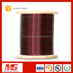high temperature 28 gauge magnet enameled aluminum wire dealers for electrical motor
