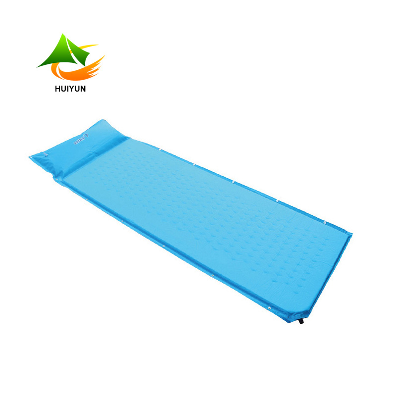 Automatic Compressed Beach Air Cushion Dampproof Inflating Portable Camping Pad Bed