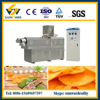 CE ISO SGS high capacity corn tortilla machine for sale