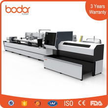 alibaba auto USA IPG source 9m tube laser cutting machine with full-atomatic loading and unloading system and 3 Years Warranty