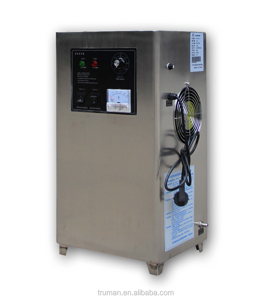 ozone generator for room air purification , hotel ozone generator for odor remove , food process ozone generator