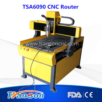 6090 4 axis cnc router engraving machine