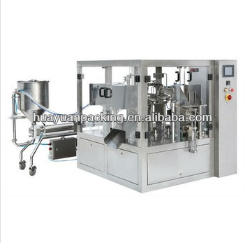 Automatic Sea Salt Packing Machine