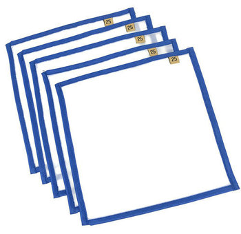 "5 pack of 25 micron pressing screen 8""x8"""